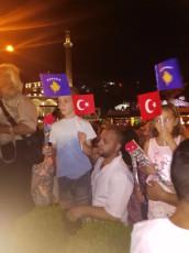 15 Temmuz Şehitleri Prizren'de Dualarla Anıldı